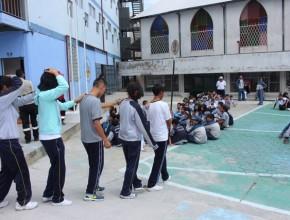 simulacro_escuela