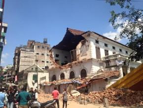 Terremoto afectó a miles de personas en el país. (Foto: ADRA Nepal)