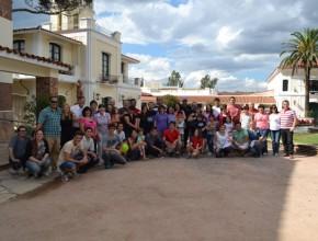 Familias de Pastores de la Misón Argentina del Centro Oeste