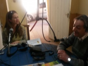 Nota en Radio FM Galileo - Rivadavia