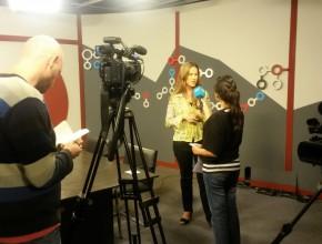 Entrevista en Canal de Cable TVA - CTC