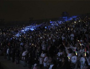 La luz de la esperanza se encendió en la vida de cada participante.