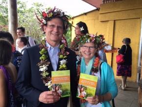 Pr. Ted Wilson junto a su esposa Nancy.