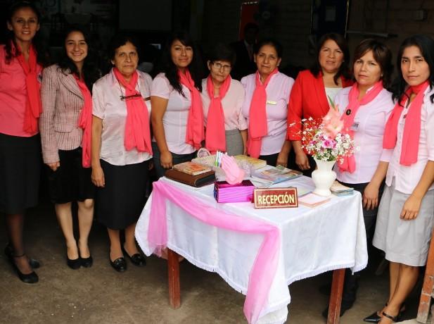 2500 Mujeres son reconocidas por la Iglesia Adventista en el Centro Oeste Peruano (2)