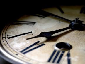 ¡El tiempo está terminando!