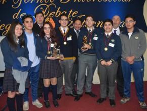 Ganadores participantes del torneo.