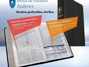La Biblia puede ser solicitada al coordinador de Publicaciones de su Iglesia Adventista del Séptimo Día.
