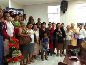"""""""Piedras Preciosas"""", es un plan de evangelización dirigido por damas"""