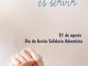 Este 01 de agosto es el Día de la Acción Solidaria Adventista.