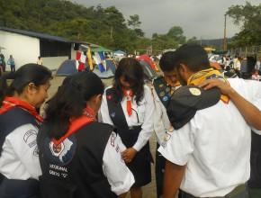 Campamento Quito Sur 3