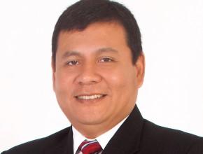 El CPC, Jorge Montero, tesorero de la Unión Peruana del Norte.