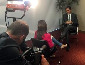 O pastor Max Schuabb conversou com repórter da TV Justiça sobre o significado do sábado para os adventistas do sétimo dia.