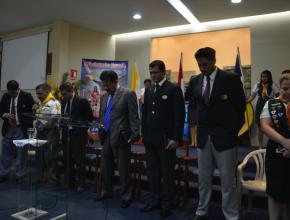 Líderes de la Iglesia Adventista al sur del Ecuador