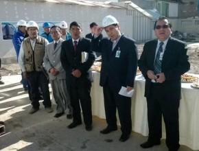 Líderes respaldaron el proyecto y elevaron plegarias al cielo.