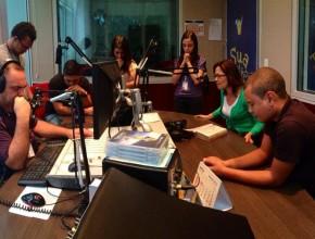 A chamada cabeça da Rede Novo Tempo de Rádio está localizada em Jacareí, SP.