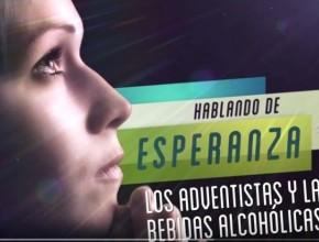 Video presenta pocisión de la Iglesia Adventista con respecto a las bebidas alcohólicas.