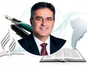 Köhler será el líder máximo de la Iglesia Adventista para Sudamérica hasta el 2020.