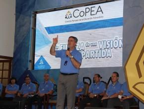 Pr. Erton Kohler, presidente de la Iglesia adventista para ocho países de Sudamérica.